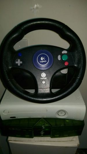 Nintendo Gamecube Driving wheel for Sale in Durham, NC