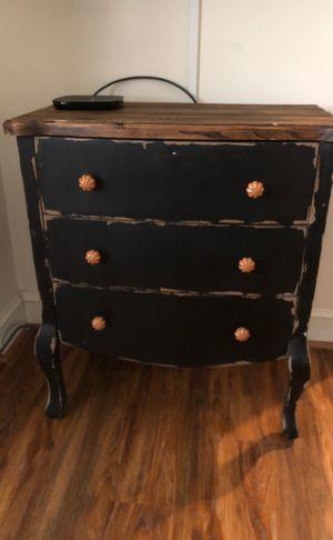 3 Drawer dresser - Shabby Chic for Sale in Springfield, VA