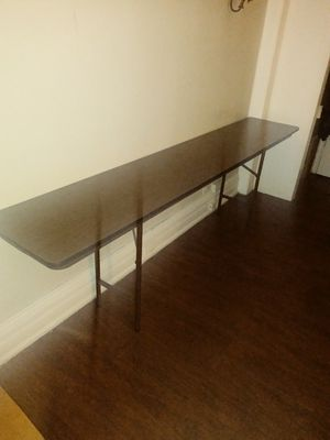 8 foot table for Sale in Windsor, ON