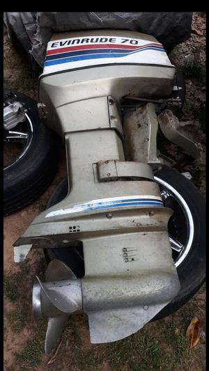 Evinrude 70 boat motor for Sale in East Point, GA