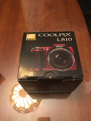 Nikon Coolpix L810 Digital Camera for Sale in Dover, PA