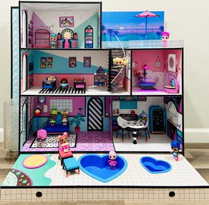 LOL Surprise OMG Doll House for Sale in Surprise, AZ