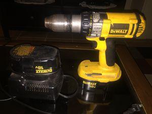 DeWalt drill for Sale in Naugatuck, CT