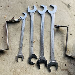 SAE Jumbo Combination Wrench Set of 6 for Sale in Issaquah, WA