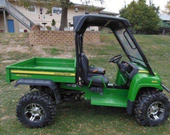 John Deere 4x4 620i Gator for Sale