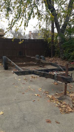 22ft trailer for Sale in Irving, TX