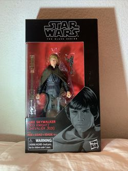 Star Wars: Return of the Jedi The Black Series Luke Skywalker for Sale in Sacramento,  CA