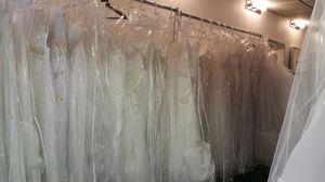 Bridal/Wedding dresses fit all sizes and budgets for Sale in Gaithersburg, MD