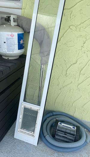 New Pet patio extension door for Sale in Merritt Island, FL