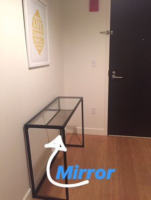 Entryway table / Console table for Sale in Cambridge, MA
