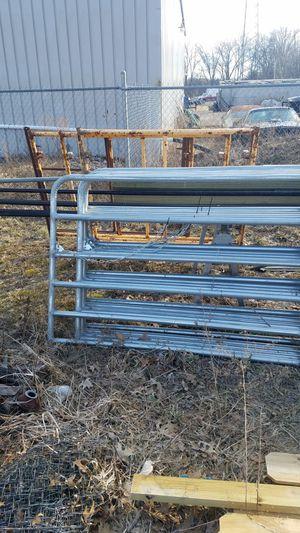 5'12 feet galv. Tarter gates new for Sale in Centerburg, OH