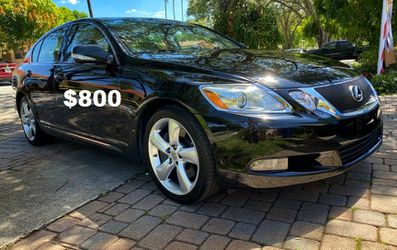 Full Price $8OO Lexus GS 2010 Immaculate condition for Sale in Boston,  MA