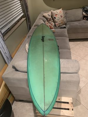 Vintage bunger surfboard for Sale in Deerfield Beach, FL