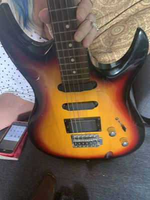 Electric guitar! for Sale in Denver, CO
