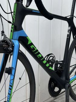 Cycling Rode Bike Giant TCR Pro 1 2016 Size Large for Sale in Whittier,  CA