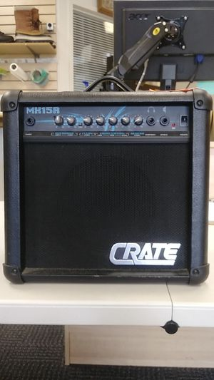 Crate Combo Guitar Amp for Sale in Glenolden, PA