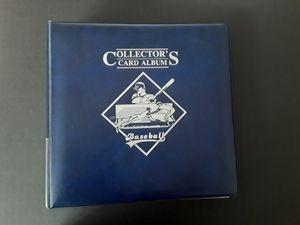 Baseball card album for Sale in San Fernando, CA