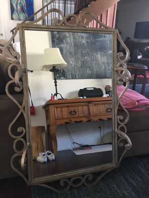 Rustic mirror for Sale in Los Angeles, CA