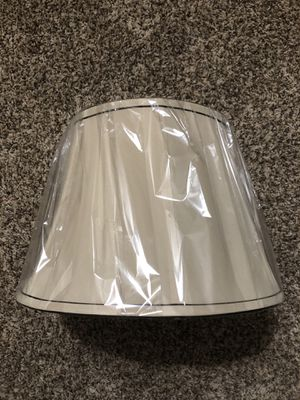 Brand New Tan Lamp Shade for Sale in Las Vegas, NV