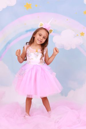 Unicorn dress NEW sizes 2-6 in 3 colors for Sale in Miami Gardens, FL