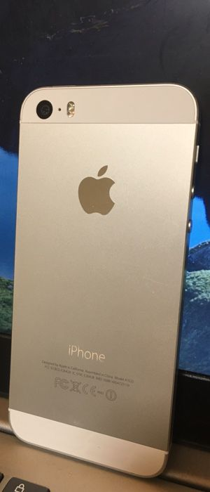 (PRICE IS FIRM) IPHONE 5S 16GB CARRIER UNLOCKED for Sale in Washington, DC