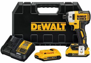 DeWalt XR brushless impact driver for Sale in Hyattsville, MD