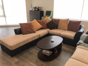 Reversible Sectional Couch for Sale in Columbus, OH