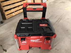 Milwaukee Rolling Packout Tool Box FIRM PRICE for Sale in Covina, CA