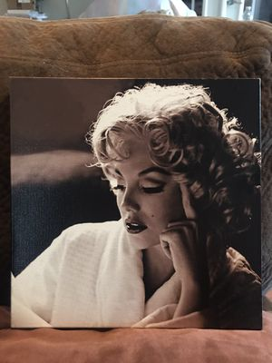 Marilyn Monroe home decor for Sale in Fremont, CA