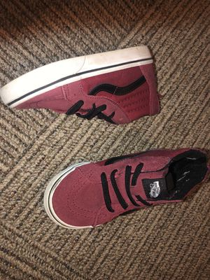 Kids High top VANS • 9c for Sale in Hayward, CA