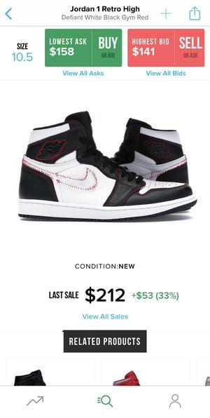 Jordan 1 defiant for Sale in Katy, TX