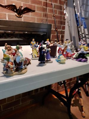 Disney figurines for Sale in Portsmouth, VA