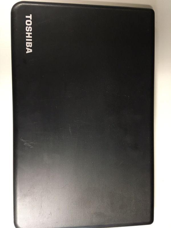 Toshiba Sattelite Laptop Windows 10