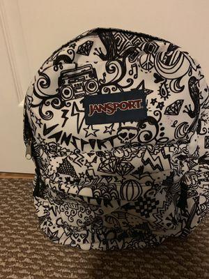 JANSPORT single zipper backpack for Sale in Pembroke Pines, FL