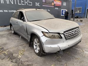 2004 Infiniti Fx35 for parts for Sale in Los Angeles, CA