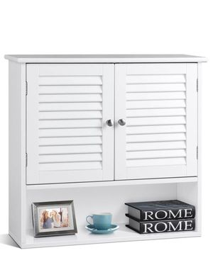 Bathroom wall storage cabinet organizer NEW for Sale in Feasterville-Trevose, PA