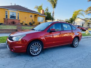 2010 FORD FOCUS SES for Sale in South Gate, CA