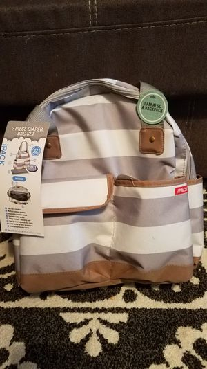 iPack 2 Piece Diaper Bag for Sale in Long Beach, CA