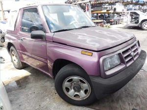 Parting out 1997 Chevy Tracker for Sale in Boca Raton, FL
