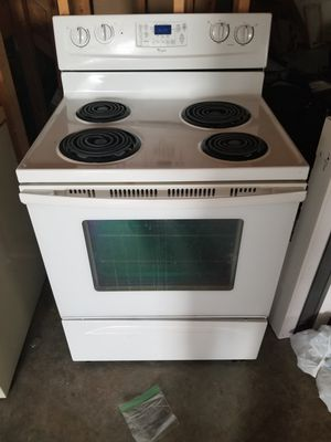 Whirlpool Stove for Sale in Bunker Hill, WV