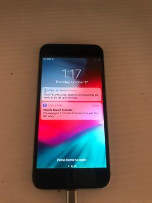 iPhone 6 32gb cricket for Sale in Phoenix, AZ