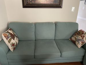 Beautiful couch and love seat for very low price! for Sale in Vienna, VA