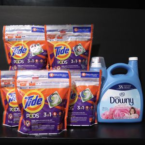 Detergent Bundle - Tide&Downy for Sale in City of Industry, CA