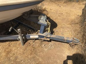 97 Glasstron Boat and Trailer for Sale in Menifee, CA