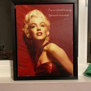 Marilyn Monroe wall art for Sale in Los Angeles, CA