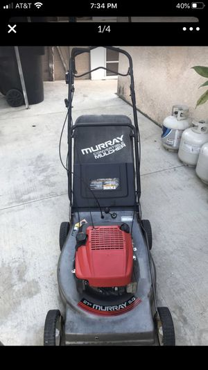 Mirra y lawn mower with transmission for Sale in Long Beach, CA