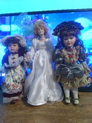 Dolls for Sale in Wichita, KS