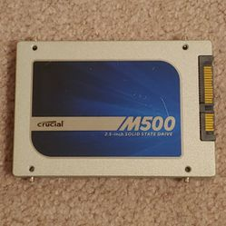 Crucial M500 960GB SSD for Sale in Seattle,  WA