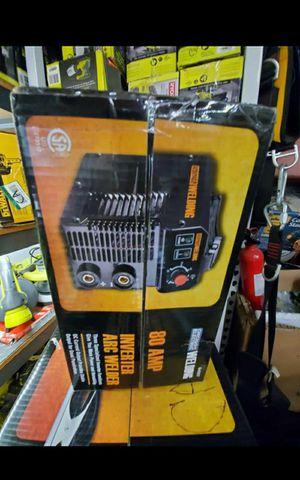 CHICAGO ELECTRIC 80 AMP INVERTER ARC WELDER for Sale in San Bernardino, CA