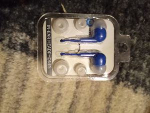 ONN earbuds...BRAND NEW for Sale in Freeland, PA